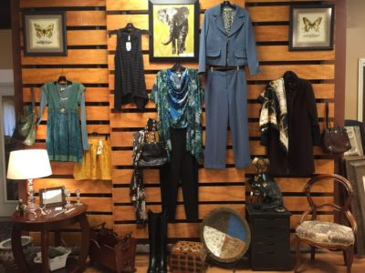 Clothes on Display at TAILS and reTAILS