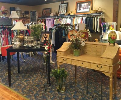 Furniture for sale at TAILS and reTAILS